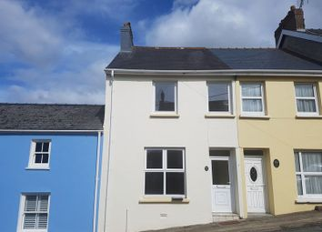 Thumbnail 2 bed terraced house to rent in Wallis Street, Fishguard
