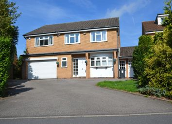 Thumbnail 4 bed detached house to rent in Le More, Four Oaks, Sutton Coldfield