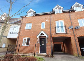 Thumbnail 3 bedroom town house for sale in Demoiselle Crescent, Ipswich