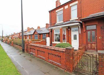 Thumbnail 3 bed terraced house to rent in Warrington Road, Marus Bridge, Wigan