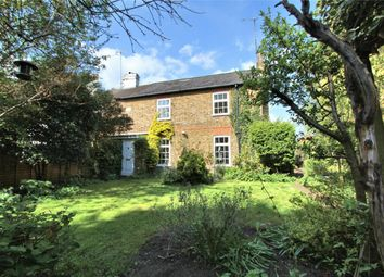 Thumbnail 3 bed cottage for sale in Chertsey Road, Byfleet, West Byfleet