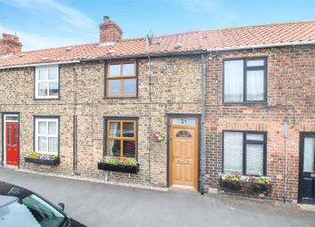 Thumbnail 2 bed terraced house for sale in South Street, Leven, Beverley