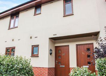 Thumbnail 2 bed maisonette for sale in Foxdown, Overton, Basingstoke