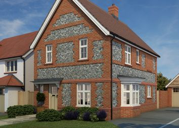 Thumbnail 3 bed detached house for sale in The Avenue, Wilton, Wiltshire