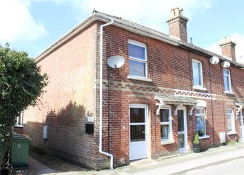 Thumbnail 2 bed end terrace house for sale in Mount View, Eastleigh