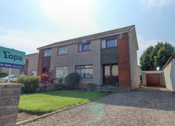 Thumbnail 3 bed semi-detached house for sale in Redcastle Crescent, Broughty Ferry, Dundee