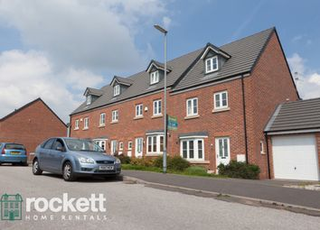 Thumbnail 4 bedroom semi-detached house to rent in Reedmace Walk, Newcastle-Under-Lyme