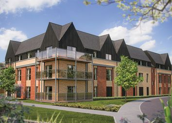 "Thumbnail 1 bed flat for sale in ""Stantone House"" at Station Road, Longstanton, Cambridge"