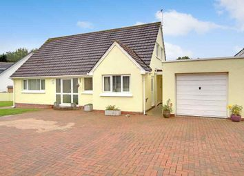 Thumbnail 4 bed detached bungalow for sale in Orchard Close, Sticklepath, Barnstaple