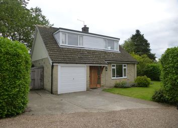 Thumbnail 3 bed detached bungalow to rent in Common Road, Thorpe Salvin, Worksop