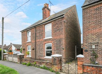 Thumbnail 2 bed property for sale in Church Road, Chichester