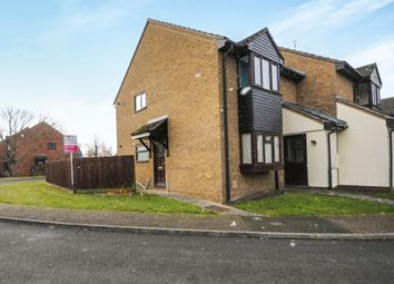 Thumbnail 1 bed flat for sale in Lapwing Court, Mildenhall, Bury St. Edmunds