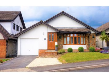 Thumbnail 3 bed detached bungalow for sale in Daphne Road, Bryncoch