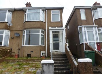Thumbnail 3 bedroom end terrace house for sale in Norfolk Road, Plymouth