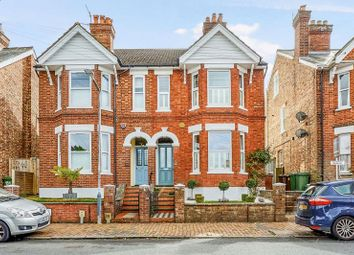 Thumbnail 4 bed semi-detached house for sale in Stephens Road, Tunbridge Wells