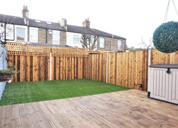 Thumbnail 3 bed terraced house for sale in Aylett Road, London