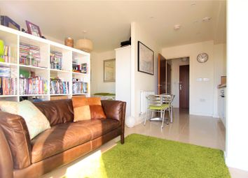 Thumbnail Studio for sale in Crested Court, 3 Shearwater Drive, London
