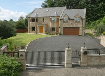 Thumbnail 6 bed detached house for sale in Washer Lane, Pye Nest, Halifax, West Yorkshire