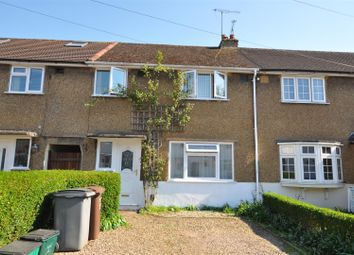 Thumbnail 3 bed terraced house to rent in Kings Road, London Colney, St. Albans