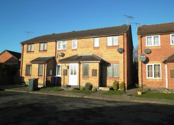 Thumbnail 2 bed end terrace house to rent in Ravencroft, Bicester