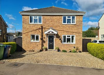 Thumbnail 4 bedroom detached house for sale in Lilyholt Road, Benwick, March