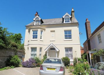 Thumbnail 3 bed flat to rent in High Street, Bexhill-On-Sea