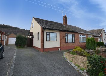 Thumbnail 3 bed semi-detached bungalow to rent in The Dale, Abergele