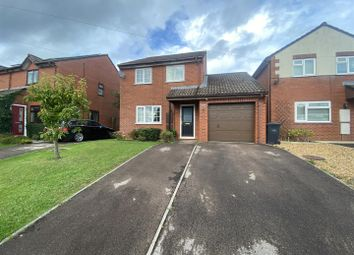 Thumbnail 3 bed detached house for sale in Court Road, Lydney