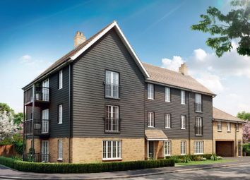 Thumbnail 2 bed flat for sale in Southern Cross, Wixams, Bedford