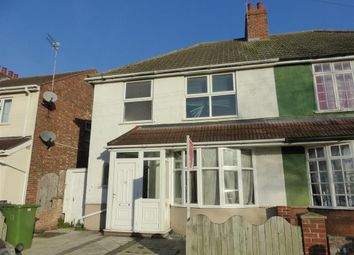Thumbnail 3 bedroom property to rent in Alma Road, Peterborough