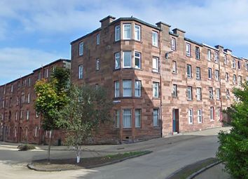 Thumbnail 1 bed flat for sale in 11, Robert Street, Flat 1-Left, Port Glasgow PA145Nr