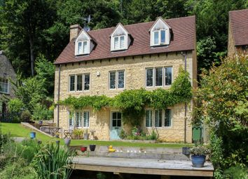 Thumbnail 4 bed detached house for sale in Minchinhampton, Stroud