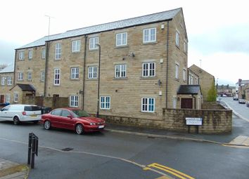 Thumbnail 2 bed flat for sale in 5 Lauren Close, Springhead, Oldham