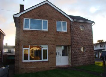 Thumbnail 4 bedroom detached house to rent in Highbury Close, Fair Oak, Southampton