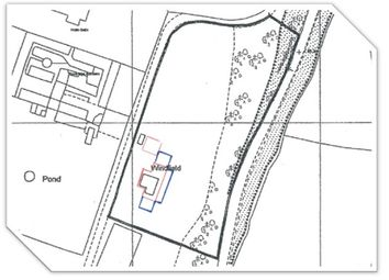 Thumbnail Land for sale in Busbridge, Godalming