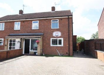 Thumbnail 3 bed semi-detached house for sale in Pennine Way, Gunthorpe