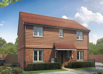 "Thumbnail 4 bed detached house for sale in ""The Farleigh"" at Maidstone Studios, New Cut Road, Maidstone"