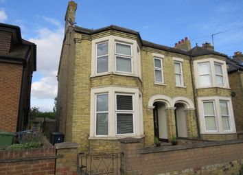 Thumbnail 4 bed semi-detached house for sale in Gaul Road, March