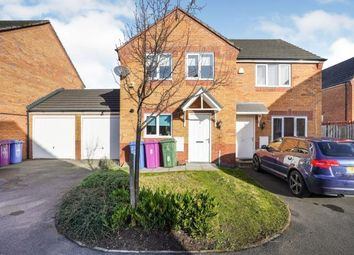 3 bed semi-detached house for sale in Herbie Higgins Close, Liverpool, Merseyside L8
