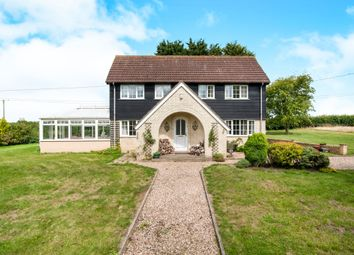 Thumbnail 4 bed detached house for sale in Cranley Road, Eye