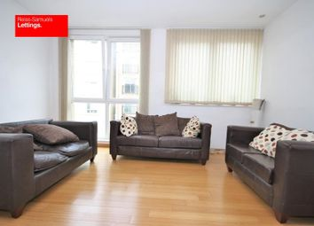 Thumbnail 1 bed flat to rent in Helion Court, Westferry Road, Canary Wharf