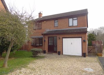 Thumbnail 4 bed detached house for sale in Whitehouse Road, Ruskington, Sleaford