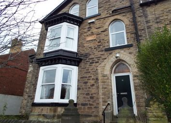 Thumbnail 6 bed property to rent in Brighton Terrace Road, Sheffield