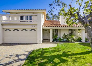 Thumbnail 4 bed property for sale in 1535 Santa Elena Ct., Solana Beach, Ca, 92075