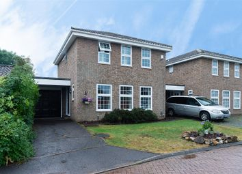 Thumbnail 4 bed detached house for sale in Fieldside Close, Farnborough, Orpington