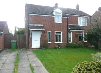 Thumbnail 2 bed semi-detached house for sale in Hopkins Heath, Telford