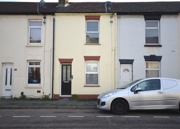 Thumbnail 2 bed terraced house to rent in Fox Street, Gillingham