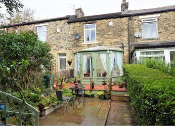 Thumbnail 1 bed terraced house for sale in Moorside Terrace, Bradford