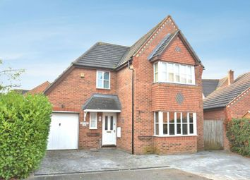 Thumbnail 4 bed detached house for sale in North Bush Furlong, Didcot