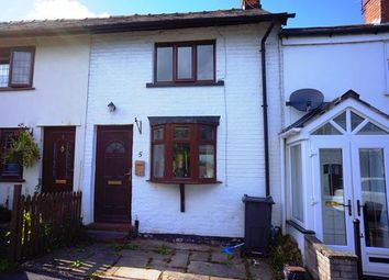 Thumbnail 2 bed terraced house to rent in Chapel Street, Moulton, Northwich